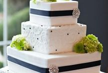 HC- Wedding, Ottawa / White and green details!
