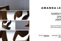 EIXO#13 | Narrativas [entre] Abertas - Amanda Leite