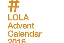 #LOLAadventcalender2016
