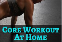 Core Workout At Home