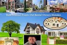 Russ Whitney Points Out Rental Owners Mistakes
