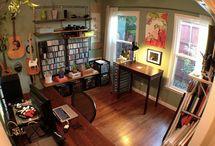 {Home} Music Room