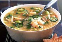 Soups - Fish, Shrimp