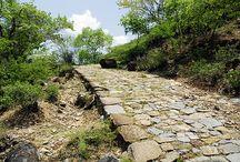 Caminos coloniales