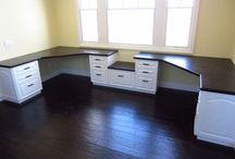 Two Desks Design, Pictures, Remodel, Decor and Ideas - page 11