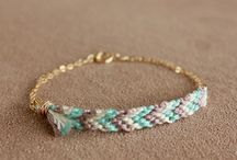 Bracelets that I love! / by Jennifer Lynne
