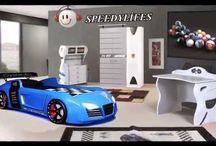 Speedylifes arabalı yatak modelleri / En çok beğenilen arabalı yatak modelleri