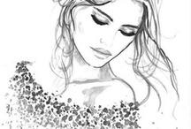 To Draw / by Mehrnaz Shirriz