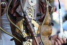 Steampunk Costuming