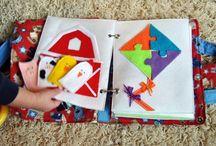 Book for Kids / Doma vyrobená kniha