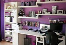 Craft Room Orgqanizers