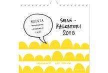 Kalenteri / Calendar