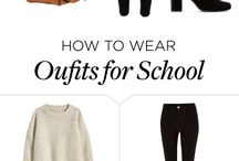 casuallook dreses for school