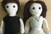 Crochet ships