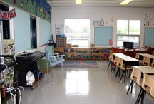 My classroom / by Aly Marcotte-Willison