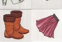 Kıyafetler (clothes)
