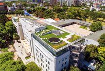 Inauguración 4.° piso y Terraza Verde / El encuentro contó con la presencia del Jefe de Gobierno de la Ciudad de Buenos Aires, Horacio Rodríguez Larreta, entre otras personalidades del ámbito político, empresarial y periodístico. https://goo.gl/NNfZxm