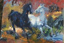 Özgür atlar