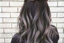 Hue In Hair