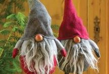 gnome, tomte, elf, kabouter