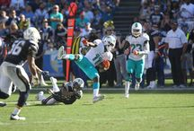 San Diego Chargers-Miami Dolphins 2016 / The San Diego Chargers go down in defeat to the Miami Dolphins, 31-24. Chargers quarterback Philip Rivers throws four interceptions in the fourth quarter at Qualcomm Stadium.