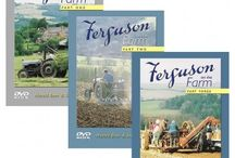 Ferguson Tractors / Books & DVDs that cover the tractor manufacturer Ferguson . All available to purchase from www.oldpond.com.