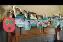 Kids birthday party ideas / by Heather Cranston