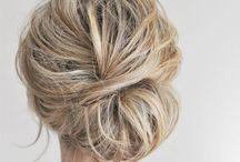 Fletter i håroppsats