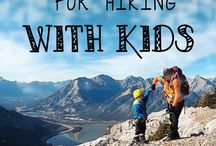 Outdoor adventure with kids
