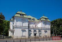 Warszawa - Pałac Przebendowskich