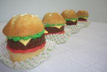 McCAKES / Unas hamburguesas muy dulces y con mucho encanto.