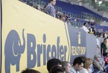 Derby del Cuore - Bricofer sponsor ufficiale / Tutte le immagini più emozionanti del Derby del Cuore con lo sponsor ufficiale Bricofer fai da te.