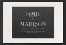 2016 Wedding Invitation Trends / The trends for 2016 are sure to meet your style, budget and quest for personalization. Setting the tone of your wedding is all accomplished with the perfect wedding invitation.