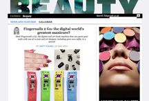 FN2G in the press / Fingernails2go in the press! Find out more about what the media are saying about FN2G and the latest advancement in nail art trends. Find out more at www.fn2g.com #fn2g