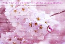 Divine Quotes / Divine Love & Light Quotes
