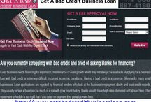 Poor Credit Business Loans / Get fast bad credit business loans with quick funding approval at affordable rates. Get your business credit repaired now with bad credit business loans funding solution! http://www.getabadcreditbusinessloan.com/