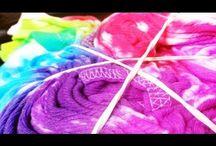Tie dye / by Becky Schaffer