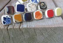 riciclo creativo ceramica