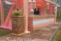 Wedding Inspirations ~Bars & Such~