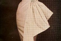 Vestidos de los 50