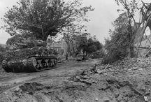 WW2 Military vehicles