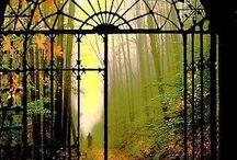 deuren en poorten.