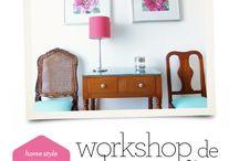 Workshops de Decoração