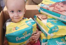 #PampersFirsts / by QueenMomJen