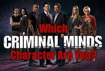 criminal minds / by Kailee nicole De Witt