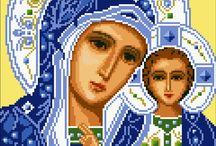 cross stitch-religious