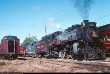 Train - Canadian Pacific Railway