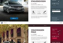 Webdesign biler