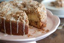 Coffee cakes & quick breads