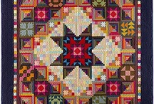 Log Cabin/Medallion Quilts